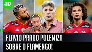 'Estou falando: esse Flamengo vai…'; Flavio Prado polemiza