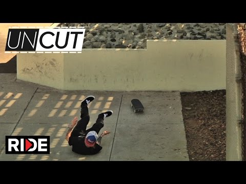 Cody McEntire Huge Bigspin From Damn - UNCUT