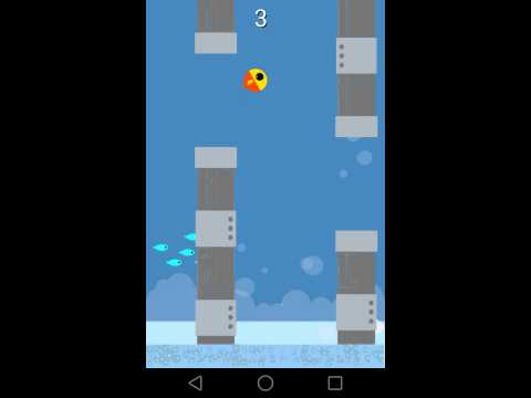 Video of Flappy Fish