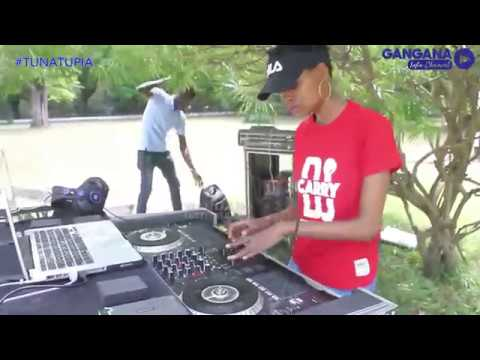 KATI YA DJ CRATCH DESIGNER VS DJ SINYORITA NANI MKALI WA