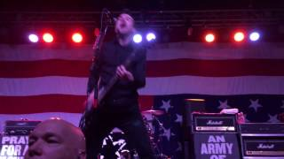 3 - Drink Drank Punk & Rotten Future - Anti-Flag (Live in Raleigh, NC - 01/22/17)