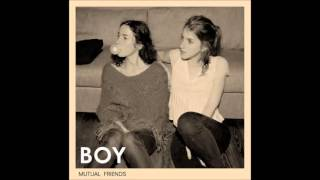 Boy - Little numbers (Lyrics)
