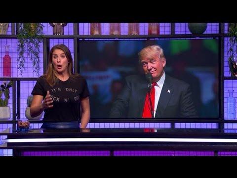 Opmerkelijke uitspraak die Trump vandaag deed - RTL LATE NIGHT