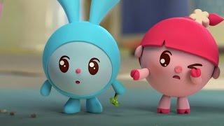Малышарики - В лесу🌲🌳🍃 - серия 68 - обучающие мультфильмы для малышей 0-4