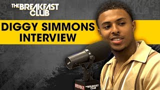 The Breakfast Club - Diggy Simmons Drops New Single 'It Is What It Is', Talks Evolving Under The Spotlight
