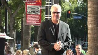 William Petersen Walk of Fame Star Ceremony