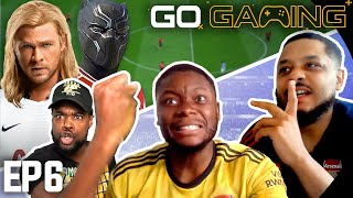 TOTTENHAM'S THOR TO HAMMER TROOPZ & CHEEKYSPORT JOEL?! | GO GAMING | Episode 6