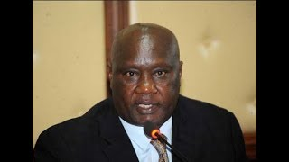 Busia Governor Sospeter Ojaamong's threats to county officials