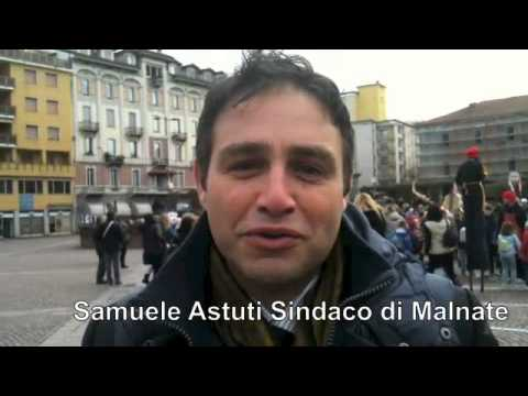 La marcia dei bambini di Varese