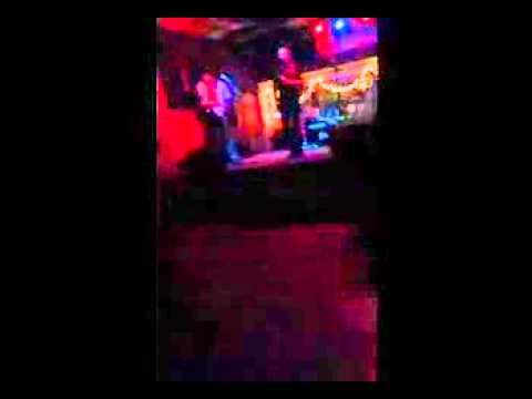"""HAIL MARY performing """"Rockafella"""" 12-8-13 Howlers coyote cafe"""