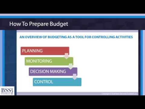 Online Courses- Budgeting Skills For Non Financial Managers ...