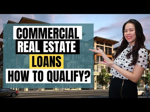 , title : 'Commercial Real Estate Loans | How to Qualify?