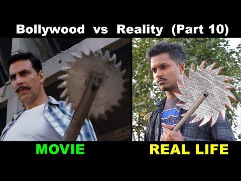 Bollywood vs Reality 10 | Expectation vs Reality | OYE TV