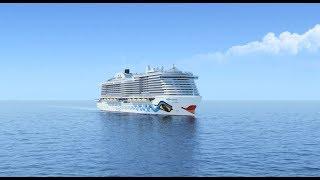 AIDAcosma: Schiffsrundgang