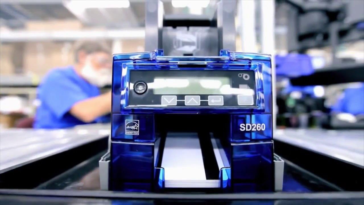 SD Series - Printer Overview