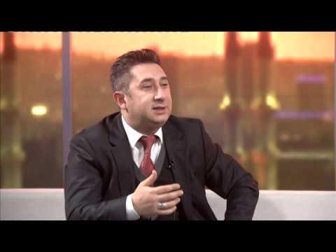 Öztuna Norman TRT Haber Özel Gündem Programında
