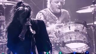 Aerosmith. Madrid 2017 Remember (walking in the sand) HD