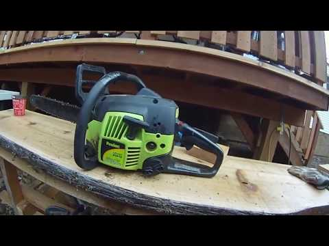Poulan P3816 Chainsaw Review