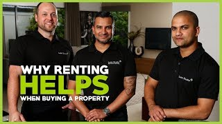 Why Renting Helps