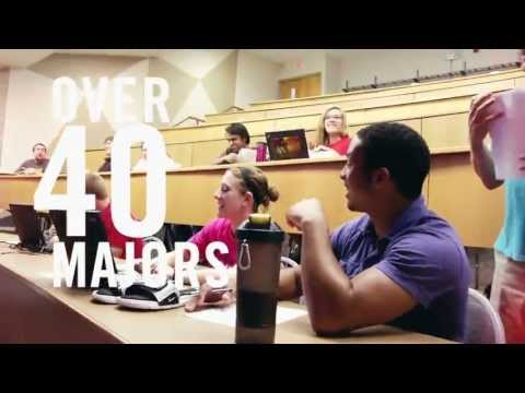 Loras College - video