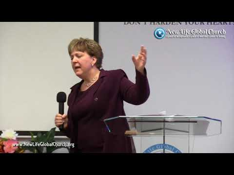 """The moment of desperation"" with Pastor Sondra Echidime"