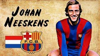Leyendas FC Barcelona E02 | JOHAN NEESKENS (Parte 1)