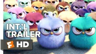 The Angry Birds International TRAILER 1 (2016) - Peter Dinklage, Josh Gad Animated Movie HD