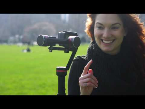 SMOVE: Smartphone Stabilizers & PowerBank in One-GadgetAny