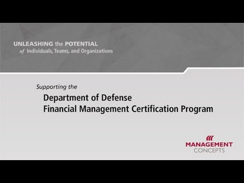 DoD FM Connect Certification - YouTube