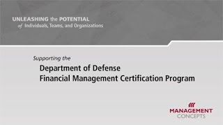 DoD FM Connect Certification
