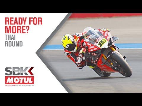 Ready For More? | Thai Round 2019 | WorldSBK