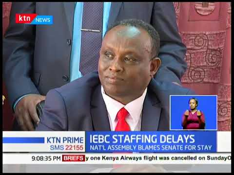 IEBC lacking key staff as election draw closer