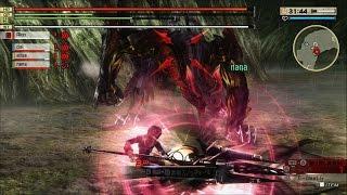 God Eater 2: Rage Burst [PS4]: Corrosive Hannibal