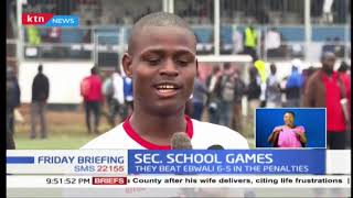 St. Anthony to face Dagoretti High School in Secondary School Football team