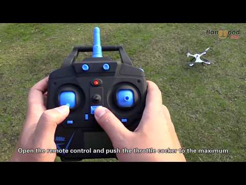 JJRC H31 2 4G 4CH 6Axis Headless Mode One Key Return RC Quadcopter RTF