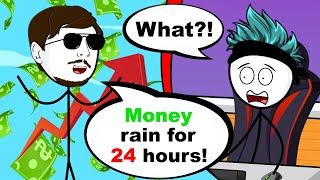 What if MrBeast owns the earth for 24 hours 2