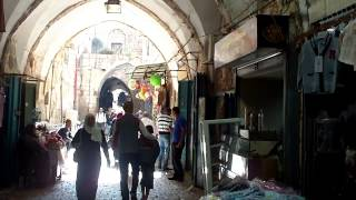 preview picture of video 'Jerusalem Old City'