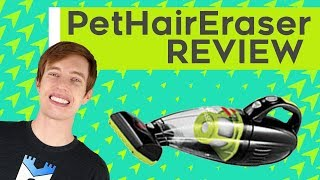 Bissell Pet Hair Eraser Cordless Handheld Vacuum Review 1782