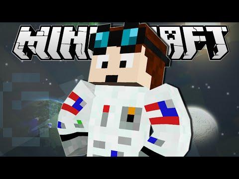 , title : 'Minecraft | ASTRONAUT SPACE TRAINING!! | Custom Map'