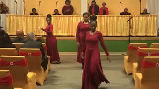 "NDBC Praise Dance - ""God Provides"" by Tamela Mann"