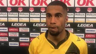 INTERVIEW | Pele van Anholt na NAC - Helmond Sport (5-1)