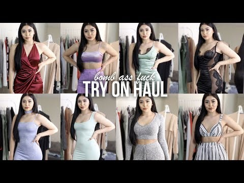HUGE TRY ON HAUL | Daisy Marquez