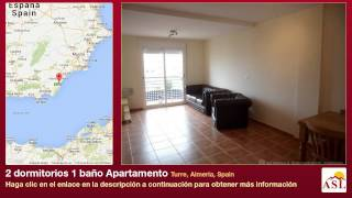 preview picture of video '2 dormitorios 1 baño Apartamento se Vende en Turre, Almeria, Spain'