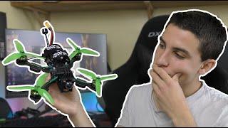 Mon nouveau drone FPV haut de gamme