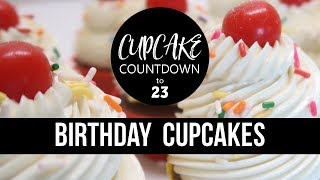 Birthday Cupcake Soaps | #CUPCAKECOUNTDOWN | Royalty Soaps