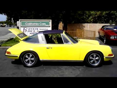 Video of '70 911 - $52,900.00 Offered by California Cars - KXO5