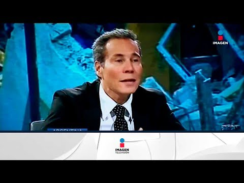 Fiscal argentino Alberto Nisman, fue asesinado   Noticias con Francisco Zea