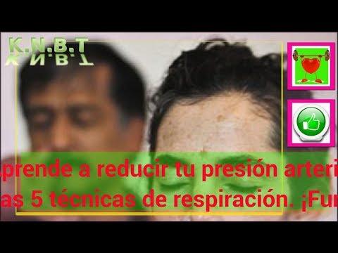 Tratamiento de la hipertensión en el hospital