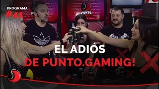 PuntoGaming #41: ¡¡Transmisión: OFF!!