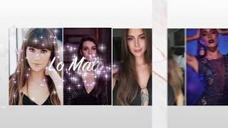 Lo Malo Remix   Aitana, Ana Guerra Ft TINI & Greeicy Letra  English Lyrics